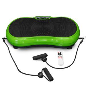 Vibrationsgerät Shape Fernbedienung  Vibrationstrainer Massage Vibrationsplatte