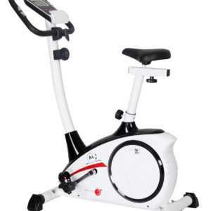 Christopeit Fitnessfahrrad Heimtrainer AL 1 weiß für max. Benutzergewicht 150kg