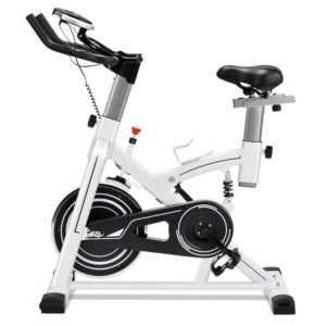 Speedbike, Indoorcycling Bike, Heimtrainer Fahrrad, Fitnessbike 10KG Schwungrad