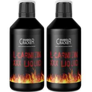 2L L-CARNITIN XXX Liquid - Black Power Diät - stärkste Fettverbrennung hodosiert