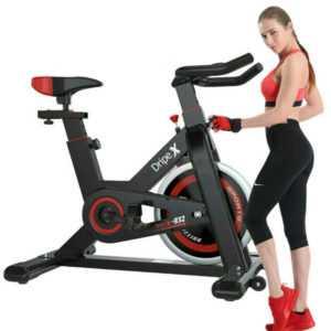 Heimtrainer Fitnessbike Trimmrad Fahrrad Ergometer Hometrainer Indoor Cycling DE
