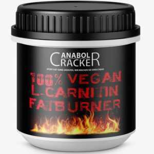 400 KAPSELN - 100% VEGAN L-CARNITIN FATBURNER / stärkste Fettverbrennung - Diät