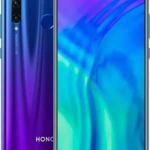 Honor 20 Lite 128GB Dual Sim Phantom Blue