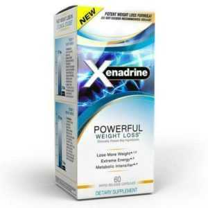 Xenadrine Powerful weight LossFatburner VERSION 1