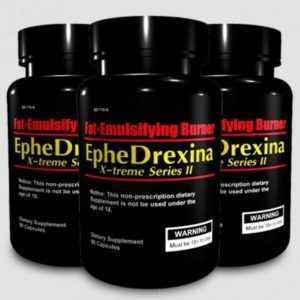 3 x EpheDrexina No. 1 FATKILLER USA FATBURNER / FATKILLER DIÄT +BONUS