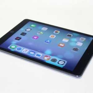 "Apple iPad Air 2 16GB, WiFi, 9,7"", Spacegrey, sehr guter Zustand"