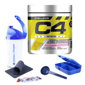 74,10/kg Cellucor C4 Original 390g Dose Workout Sport Fitness Hochwertig+ BONUS