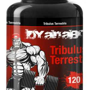 Dyanabol Tribulus Testosteron Booster Kapseln Muskelaufbau Anabol 95 % Saponine