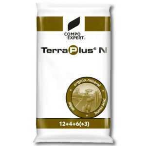 COMPO EXPERT® TerraPlus® N Rasendünger Zierpflanungen Baumschulkulturen