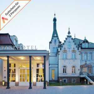 Kurzreise Meißen 4 Tage 2 Personen Luxus Wellness Dorint Park Hotel Gutschein