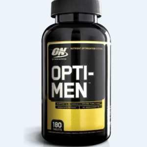 (13,32 Euro/100g) Optimum Nutrition Optimen Opti-Men 180 Tabletten