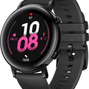 Huawei Watch GT 2 (Diana B19S) Sport/Night Black, Herzfrequenz, GPS BRANDNEU