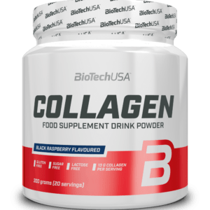 (66,63€/1kg) 300g Biotech USA Collagen