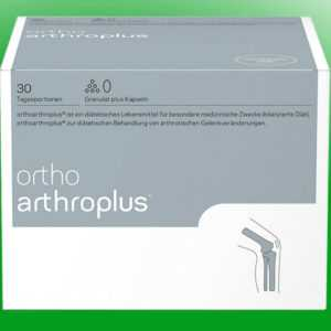 Orthomed Orthoarthroplus Granulat plus Kapseln, 30 Tagesportionen