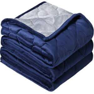 Gewichtsdecke Weighted Blanket Schwere Therapie Decke Weighted