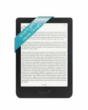 TOLINO shine 3   eBook Reader schwarz  *NEU&OVP*