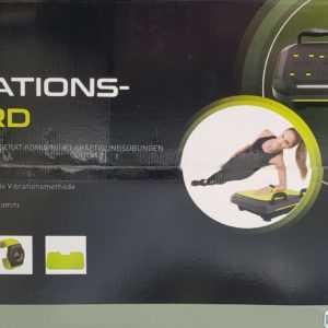 Active Touch Vibrationsboard Vibrationsplatte Fitnessplatte Fitness Sport NEU