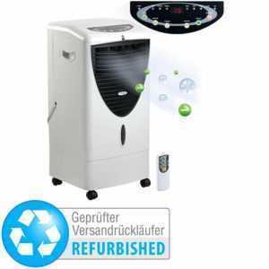 Sichler Verdunstungs-Luftkühler mit Oszillation Ionisator (Versandrückläufer)
