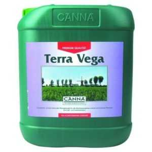 CANNA Terra Vega 5 Liter, Wachstumsdünger (7,79 EUR pro l)