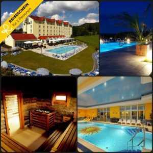 4 Tage 2P Hotel Jena Thüringen Zöllnitz Kurzurlaub Hotelgutschein Wellness City
