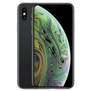 Apple iPhone XS 64GB space grey, NEU, OHNE SIMLOCK, MT9E2ZD/A