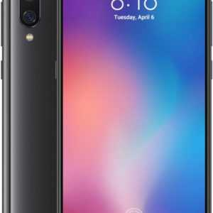 Xiaomi Mi 9 128GB Piano Black, TOP Zustand