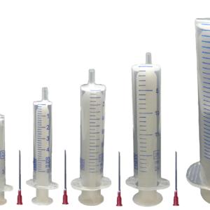 Spritzen Liquidspritzen Einmalspritzen Einwegspritzen + stumpfe Aufzieh Kanülen