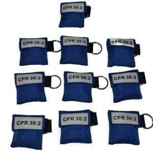Beatmungstuch Beatmungsfolie Beatmungsmaske Taschenmaske CPR Key Beatmungshilfe