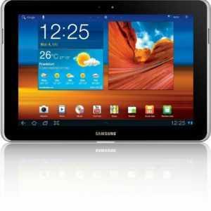 "Samsung Galaxy Tab 10.1 P7501 10"" weiß 16Gb 3G Android Tablet 10,1"" Display"