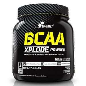 (EUR 55,80/kg) Olimp - BCAA Xplode, 500g - Aminosäure, Muskelaufbau, Extrem
