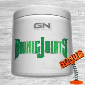 65,55 €/kg GN Laboratories Bionic Joints 450g Dose +Bonus / Glucosamin Magnesium