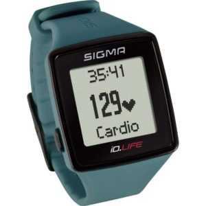 Sigma iD.LIFE Fitness-Tracker Tannengrün