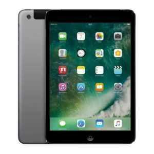 Apple iPad mini 2 16GB, 32GB, WLAN + Cellular 20,07 cm, (7,9 Zoll) Grau + Weiß