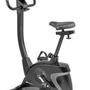 Hop-Sport Heimtrainer Fitnessbike elektrisch Hometrainer Pulsmessung Ergometer