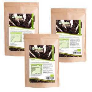 11,63€/kg Mynatura Bio Dulseflocken Algen Lappentang Dulse Protein  3 x 100g