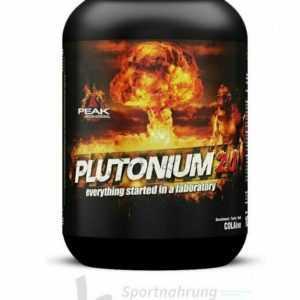 (47,79 Euro/Kg) Peak International - Plutonium 2.0 - 1000g