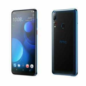 HTC Desire 19+ 64GB 4GB RAM Starry Blue Android 9.0 Dual-SIM NEU OVP