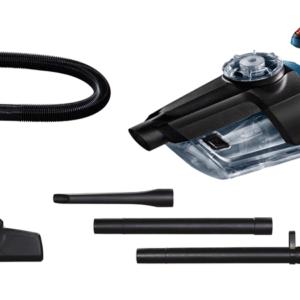 BOSCH Profession Akku-Staubsauger GAS 18V-1 Sologerät inkl. Zubehör Handsauger