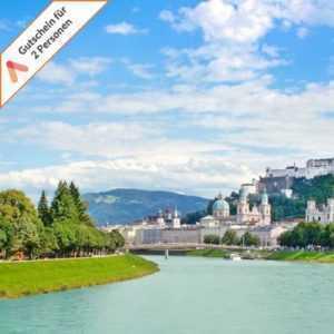 Kurzurlaub Salzburg Österreich 4 Tage für 2 Personen im Best Western Plus Hotel