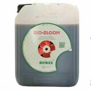 BioBizz Bio Bloom 5 Liter Blütedünger Grow L Dünger Bio Bizz BioBloom