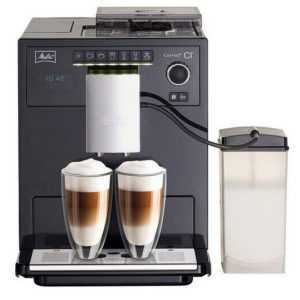 Melitta Caffeo CI E970-103 vollautomatische Kaffeemaschine One-Touch, ...