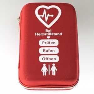 Beatmungsmaske CPR LIVE App,Herzstillstand,Druckpunkt,