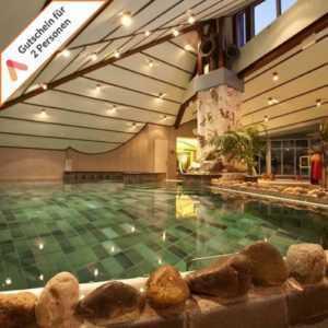 Wellness Kurzreise Ostfriesland Aurich 4 Sterne Hotel 3 Tage 2 Pers. plus Dinner