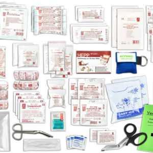 Komplett-Set Erste-Hilfe DIN/EN 13169 PLUS 2 für Betriebe inkl. Desinfektion