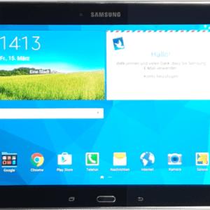 """Samsung Galaxy Tab 4 / 10,1"""" / Android / WLAN + 4G / Guter Zustand / Schwarz"""