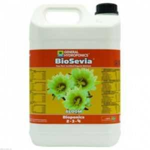 5 Liter GHE BioSevia Bloom biologischer Hydroponik Dünger Blütephase Bloom Grow