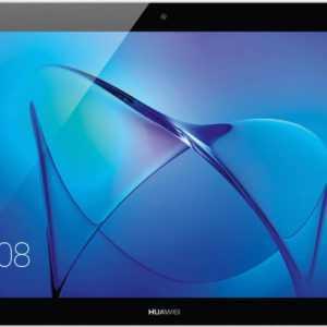 "Huawei Mediapad T3 10"" LTE Black, TOP Zustand"