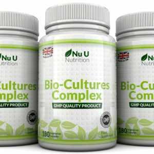 Probiotika 540 Kapseln 10 Milliarde Formend Cfus Hefe Entzündungen Undichte Darm