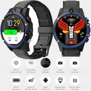 """Kospet Vision 4G Smartwatch 1.6"""" wasserdichte 3G+32G GPS 4G LTE Dual-Kamera B9T0"""