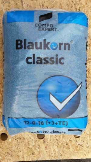 COMPO EXPERT® Blaukorn® classic 25 kg  5/19-22